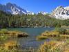 University Peak and Gilbert Lake