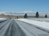 First view of Mono Lake from Hwy 395
