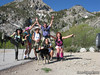 Silly . . . Holly and Zach did their own hike up Kearsarge Pass