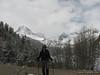 Snow Nymph at South Lake Trailhead (9,800')