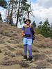 Tina Bowman was hiking Spanish Needle solo