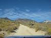 The drive in . . . Morris, Jenkins and Owens Peaks