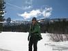 Snow Nymph at Lake Mamie