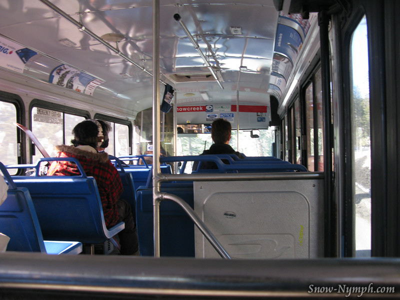 my first weekend using the shuttle