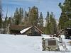 Margaret & Emmett Hayden Log Cabin, built from 1927 - 1938