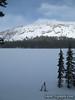 New snow - Lake Mary