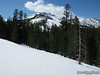 Panorama Dome and Mammoth Mountain behind it