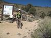 Me at Owens Peak trailhead