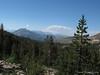 Mammoth Mountain, Arrowhead Lake on the way down