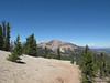 Mammoth Mountain from Mammoth Crest Trail