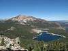 Mammoth Mountain and Tamarack Lake