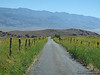 Lubken Road - going to the LP Visitor Center for permits