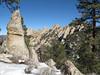 Jan 2, 2010   Lamont Peak ahead