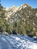 Jan 2, 2010   Lamont Peak (7,446') as we're descending