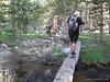 Second creek crossing
