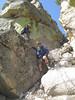descending Lamont Peak (photo ctsy of Jim Freeland)
