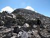 5 min to the summit