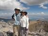 Sue and Cori on Mt Dana (13,057') for 1 hr 20 min