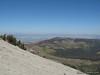 Mono Lake and June Mountain Ski resort (R)