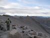 Mt Muir ahead
