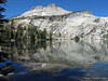 Mt Hoffman Reflection on May Lake