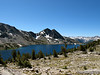 Duck Lake and Silver Divide