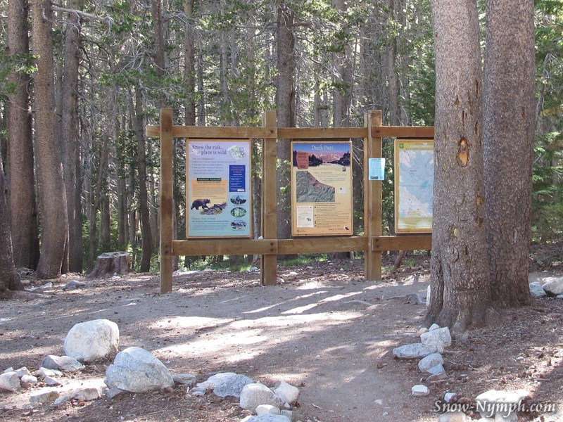 Duck Pass Trailhead
