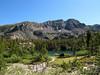 Skelton Lake and Pyramid Peak