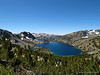 Now you can see Pika Lake
