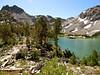 Barney Lake and Duck Pass
