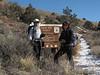 Cori and Rachel at Walker Pass