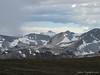 Lyell Glacier from Dana Plateau