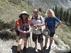 - Tom and Candy (aka Ulysses) rocognized me and has seen the Cooler at trailheads between Olancha and Mammoth