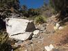 - Steep trail, hot