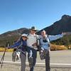 - Start of hike at Tioga Pass (9,945')