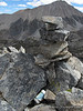 Register on Lookout Peak