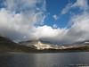North Peak in the clouds