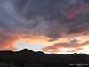 12)  Sunset W of Ridgecrest
