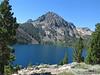 2)  Green Lake (9,000') and Gabbro Pk