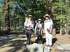 1)  Dee, Cori and Linda at Green Creek TH