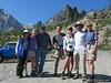 2)  Cori, Sooz, Andy, Ben, Bex, Dave, Robin