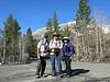 Stacy, Curt and Cori at Tamarack Lakes TH