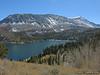 Rock Creek Lake and Mt Morgan