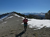 7 Izzy with Deadman Summit and Mammoth Mountain