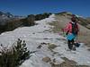 6 Follow the ridge