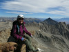16 - Cori on Mt Humphreys