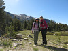 Cori and Karen at Tioga Pass