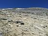 Mammoth Peak summit above
