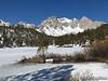 Gilbert Lake and Snow Crown