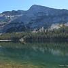 Tenaya Lake and Tenaya Peak